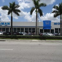 ... Photo Taken At Braman Honda By Braman Honda On 10/20/2014 ...