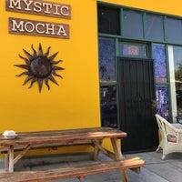 Photo taken at Mystic Mocha by Allyson on 6/17/2017