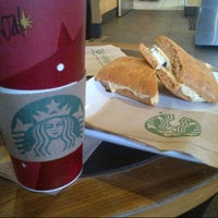 Photo taken at Starbucks by Cristobal O. on 1/1/2013