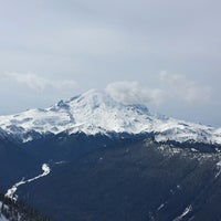 Photo taken at Crystal Mountain Ski Area by Huy D. on 3/22/2014