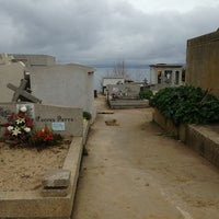 Photo taken at Cementerio 1 Tome by Dani V. on 9/19/2013