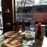 Photo taken at cafe bar la ronda by TOŃO on 12/24/2012