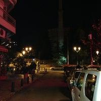 Photo taken at Ροτοντα by Panito K. on 12/30/2012