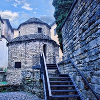 Photo taken at Bergamo Città Bassa by Cinar Y. on 9/4/2015