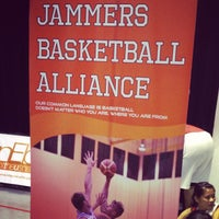 Photo taken at Jammers Basketball @ Downtown East by PK O. on 11/17/2012
