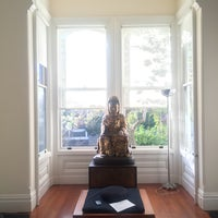 Photo taken at San Francisco Zen Center by M. on 2/7/2016