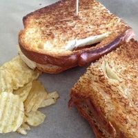 Photo taken at Noble Sandwich Co. by Joe R. on 10/4/2013