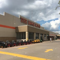 Photo Taken At The Home Depot By Joe R On 7 17 2017