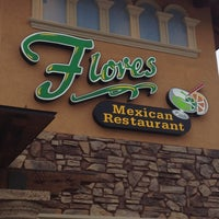 Photo taken at Flores Mexican Restaurant by Joe R. on 6/15/2013