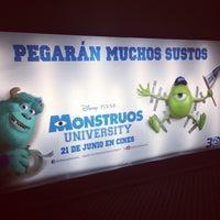 7/2/2013에 Lau S.님이 Yelmo Cines Vialia-Málaga 3D에서 찍은 사진