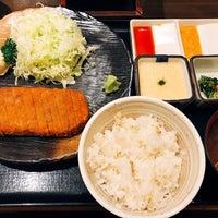 Photo taken at Gyukatsu Motomura by yurigon on 1/12/2018