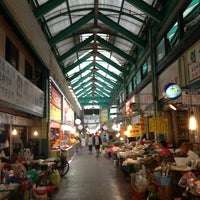 Photo taken at Gangneung Central Market by 상근 류. on 6/8/2013