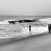 Photo taken at Padubidri Beach by Kevin Morrison D. on 5/21/2014