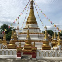 Photo taken at Wat Mueang Lang by foanfoan ☔️ f. on 6/4/2018