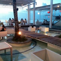 Photo taken at Oceans27 Beach Club & Grill by Corinne C. on 7/15/2013