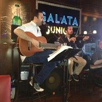 3/31/2013 tarihinde ugur e.ziyaretçi tarafından Galata Junior Restaurant'de çekilen fotoğraf