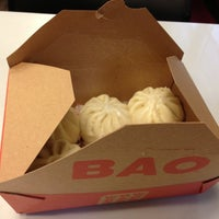Photo taken at Wow Bao by Jake S. on 10/18/2012