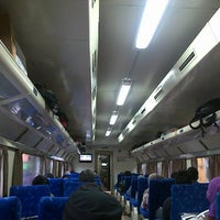 Photo taken at Kereta api harina by Noviarni on 4/20/2014
