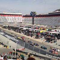 Photo taken at Bristol Motor Speedway by Josh S. on 3/16/2013