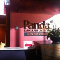 Panda Restaurant Group Inc Rosemead Ca