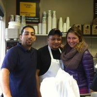 Photo taken at Upper Crust Bagels by agirl&herfood on 12/28/2012