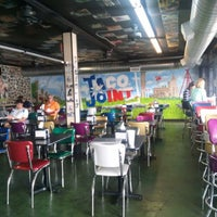 Photo taken at Taco Joint by Aleks J. on 7/25/2013