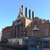 Photo taken at The Power Plant Building by Neil C. on 10/26/2014