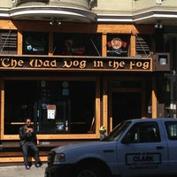 Photo taken at Mad Dog in the Fog by Peter A. on 3/3/2013