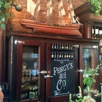 Photo taken at Percy's & Co. by Peter A. on 8/21/2013