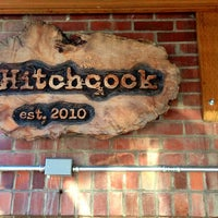 Photo taken at Hitchcock Restaurant by Peter A. on 7/1/2013