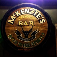 Photo taken at McKenzie's Bar by Peter A. on 3/2/2013