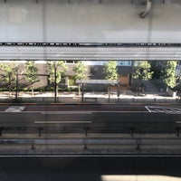 Photo taken at 中里 (東急バス 小田急バス) by Unane D. on 1/26/2017