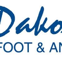 Photo taken at Dakota Foot & Ankle Clinic by Dakota Foot & Ankle Clinic on 2/4/2015