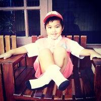 Photo taken at Toddler, PG, TK, SD Cahaya Nur by Lina L. on 10/9/2013