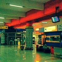 Photo taken at Halim Perdana Kusuma International Airport (HLP) by I Q B A L m. on 12/18/2012