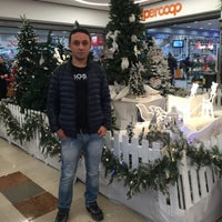 Photo taken at Ipercoop by Sami S. on 12/27/2015