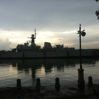 Photo taken at RAHMAT Maritime Museum by Abdullah Zawawi A. on 12/18/2012