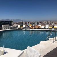 Foto tomada en AC Hotel Malaga Palacio por Natalie A. el 7/25/2018