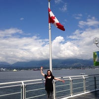Photo taken at Pan Pacific Vancouver by Ben D. on 5/16/2013