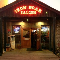 Photo taken at Iron Boar Saloon by Ben D. on 11/3/2012