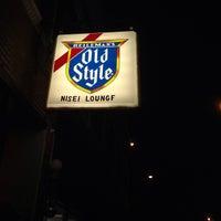 Photo taken at Nisei Lounge by Ben D. on 1/25/2013