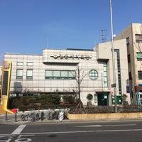 Photo taken at 길동자치회관 by Simon J. on 2/3/2016