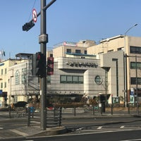 Photo taken at 길동자치회관 by Simon J. on 1/27/2017