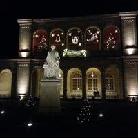 Photo taken at Regentenbau by doug f. on 12/30/2012