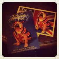 Photo taken at The Smoking Dog by Arthur B. on 3/24/2013