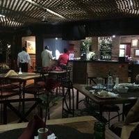 Photo taken at Buka Restaurant by Frédéric F. on 4/4/2017