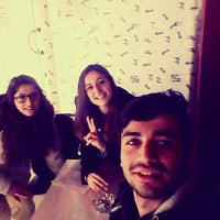 Photo taken at Elisa Cafe by Tugce A. on 3/23/2015