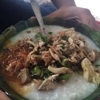 Photo taken at Bubur Ayam Special BEJO by Cinta on 11/10/2015