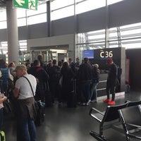 Photo taken at Gate C36 by Tomáš 🐦 V. on 4/30/2017