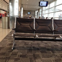 Photo taken at Gate A29 by Don P. on 9/29/2013